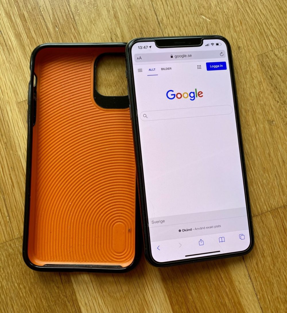 Battersea Gear 4 iPhone 11 Pro Max senses