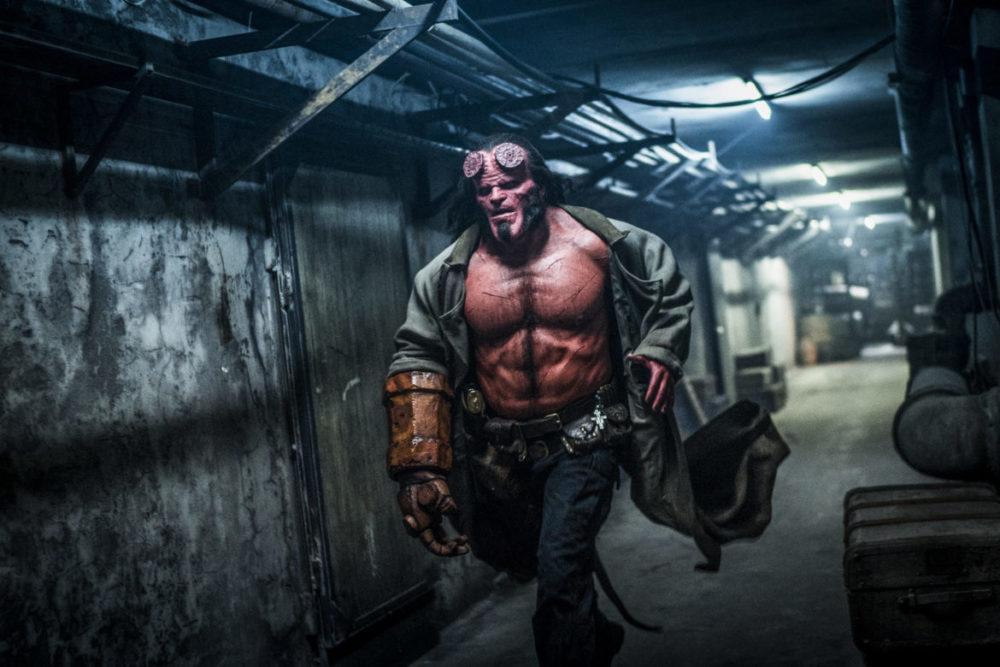 Hellboy 2019 foto: Noble Entertainment
