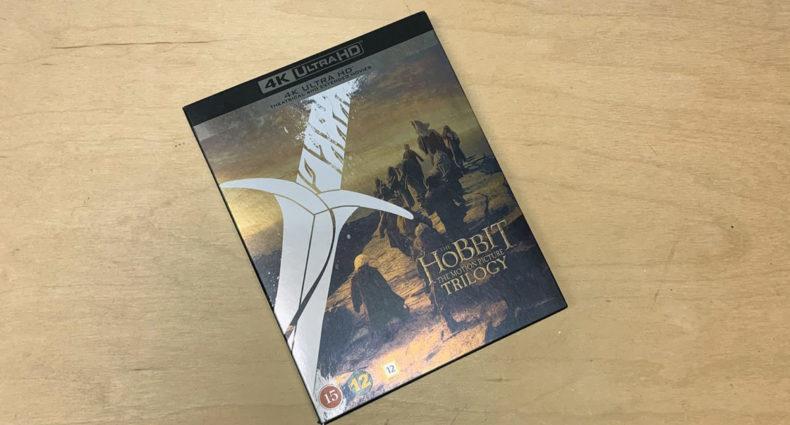 hobbit uhd 4k-boxen
