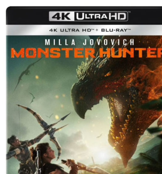 Monster Hunter UHD recension senses