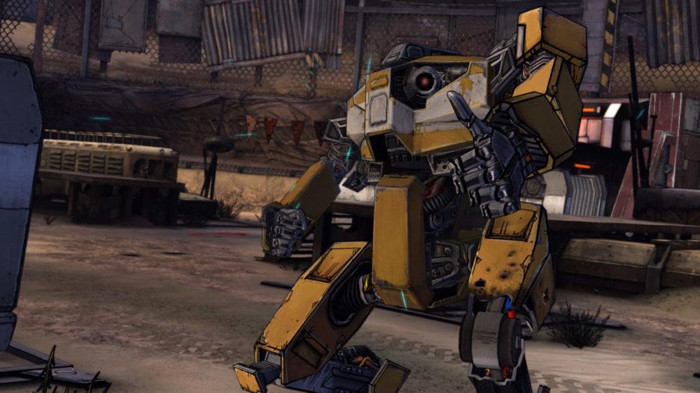 Tales From The Borderlands - Telltale Games - 2K - Gearbox Software - Pressbild Copyright 2021 - Robot.
