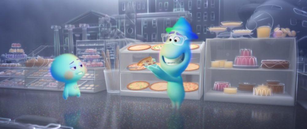 Pressbild: Pixar/Disney - Soul (Själen) - copyright 2021 - Joe and soul 22.