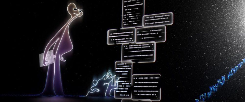 Pressbild: Pixar/Disney - Soul (Själen) - copyright 2021 - Jerry and Terry.