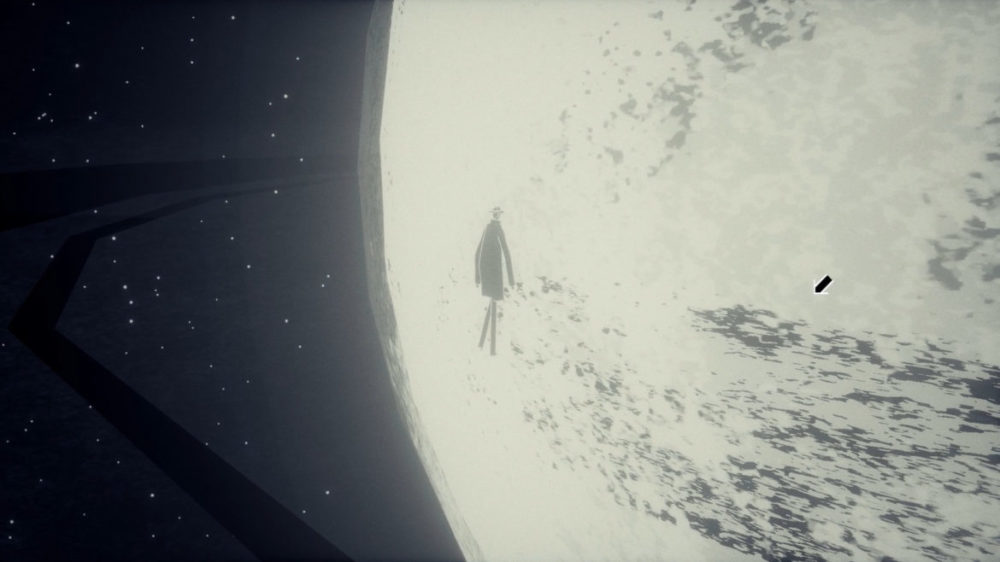 Press image: Feral Cat Den - Genesis Noir - Copyright 2021 - No Mans by the moon.
