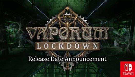 Recension: Vaporum – Lockdown