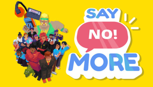 Recension: Say No! More