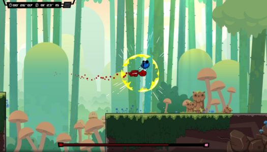 Super Meat Boy Forever ute på Playstation och Xbox idag