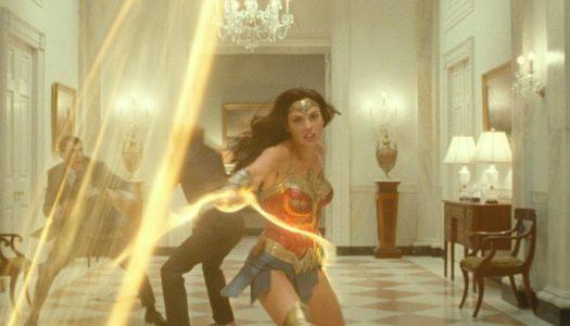 Vinnare av Wonder Woman 1984 på UHD 4K