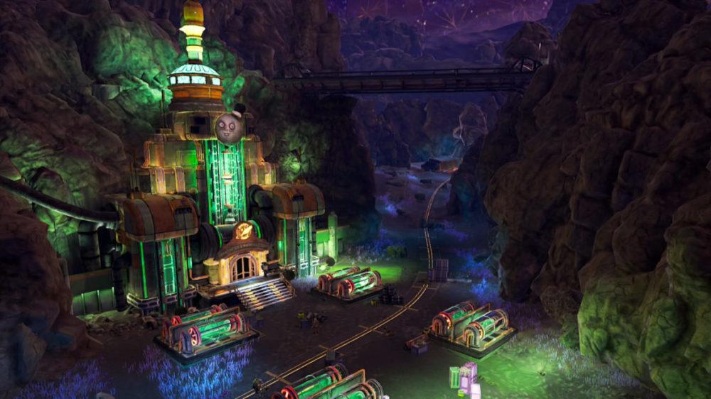 The Outerworlds - Peril on Gorgon - Pressbild: Obsidian Entertainment - copyright 2021 - The Lab.