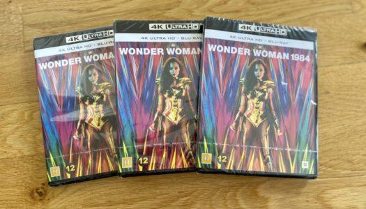 Tävling: Vinn Wonder Woman 1984 på UHD 4K BD!
