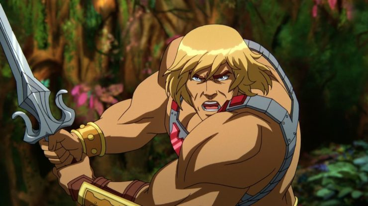 He-Man Masters of the Universe: Revelation