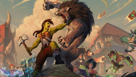 Recension: Hearthstone – Forged in the Barrens