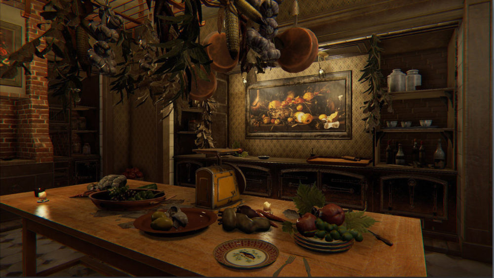 Foto: Bloober Team - Layers of Fear VR - Copyright 2021 - Devils in the details.