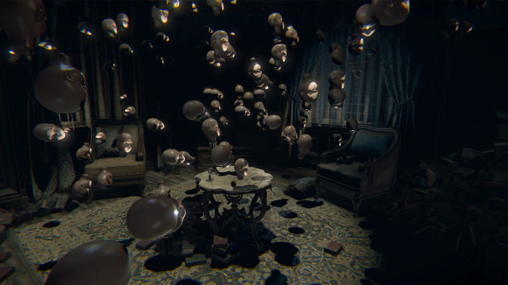 Foto: Bloober Team - Layers of Fear VR - Copyright 2021 - Heads up.