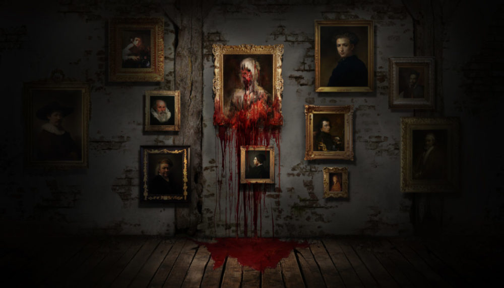 Foto: Bloober Team - Layers of Fear VR - Copyright 2021 - Paintings from hell.