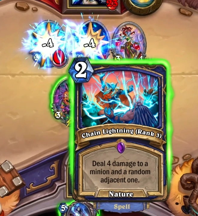spell school forged in the barrens hearthstone