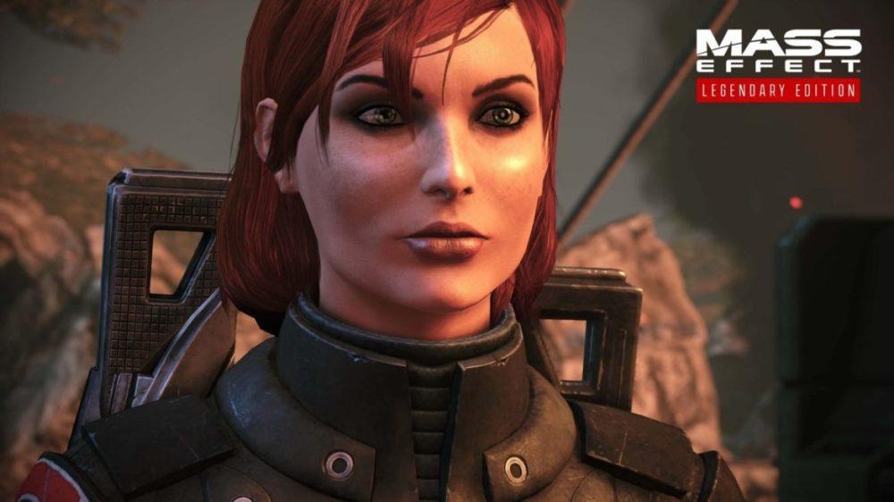 Photo: © 2021 Electronic Arts Inc. - Mass Effect - Legendary Edition - Jane Shepard.