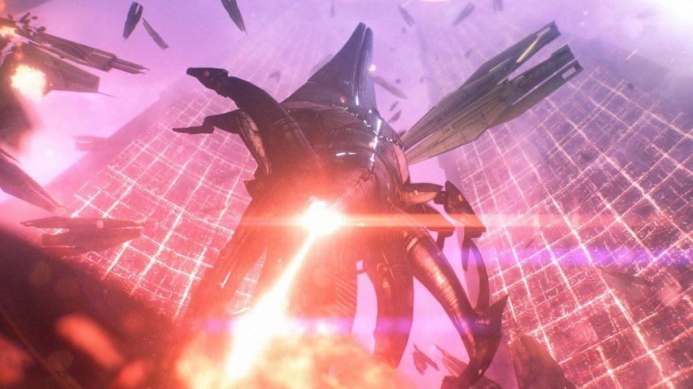 Foto: © 2021 Electronic Arts Inc. - Mass Effect - Legendary Edition - Laserblast.