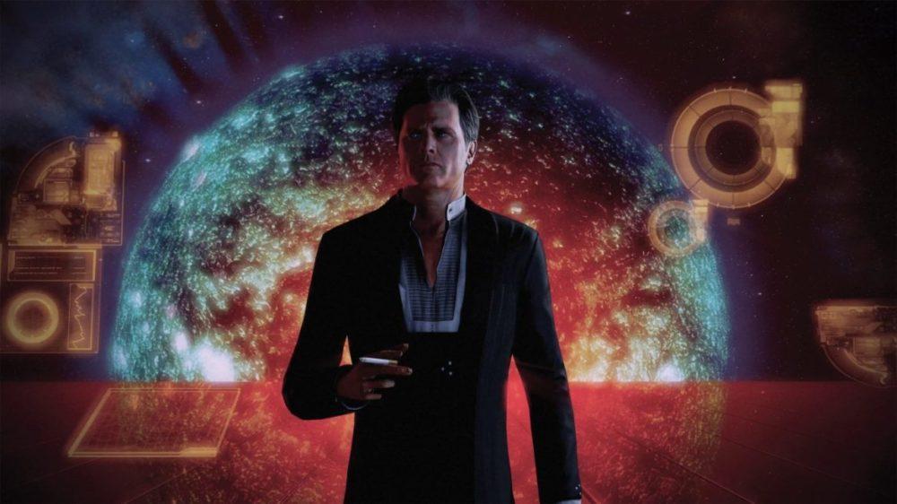 Photo: © 2021 Electronic Arts Inc. - Mass Effect - Legendary Edition - The Ilusive man.