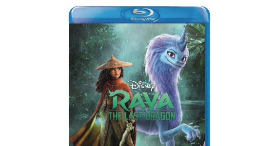 Recension: Raya and the Last Dragon (BD)