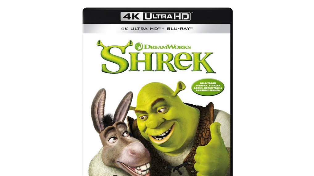 shrek 4K UHD recension
