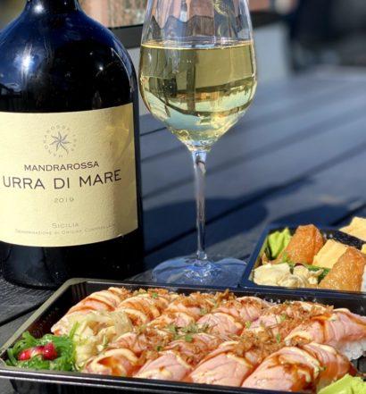Test viner från Sicilien Mandrarossa