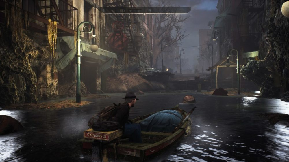 The Sinking City PS5 / Xbox Series X