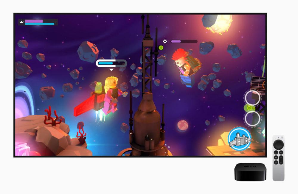 Apple TV 4K arcade example