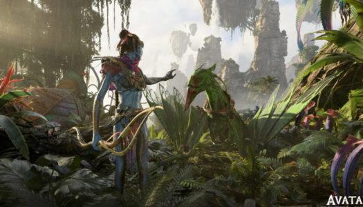 Första trailern för Ubisofts Avatar-spel