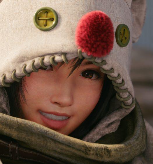 final fantasy 7 yuffie ps5 recension