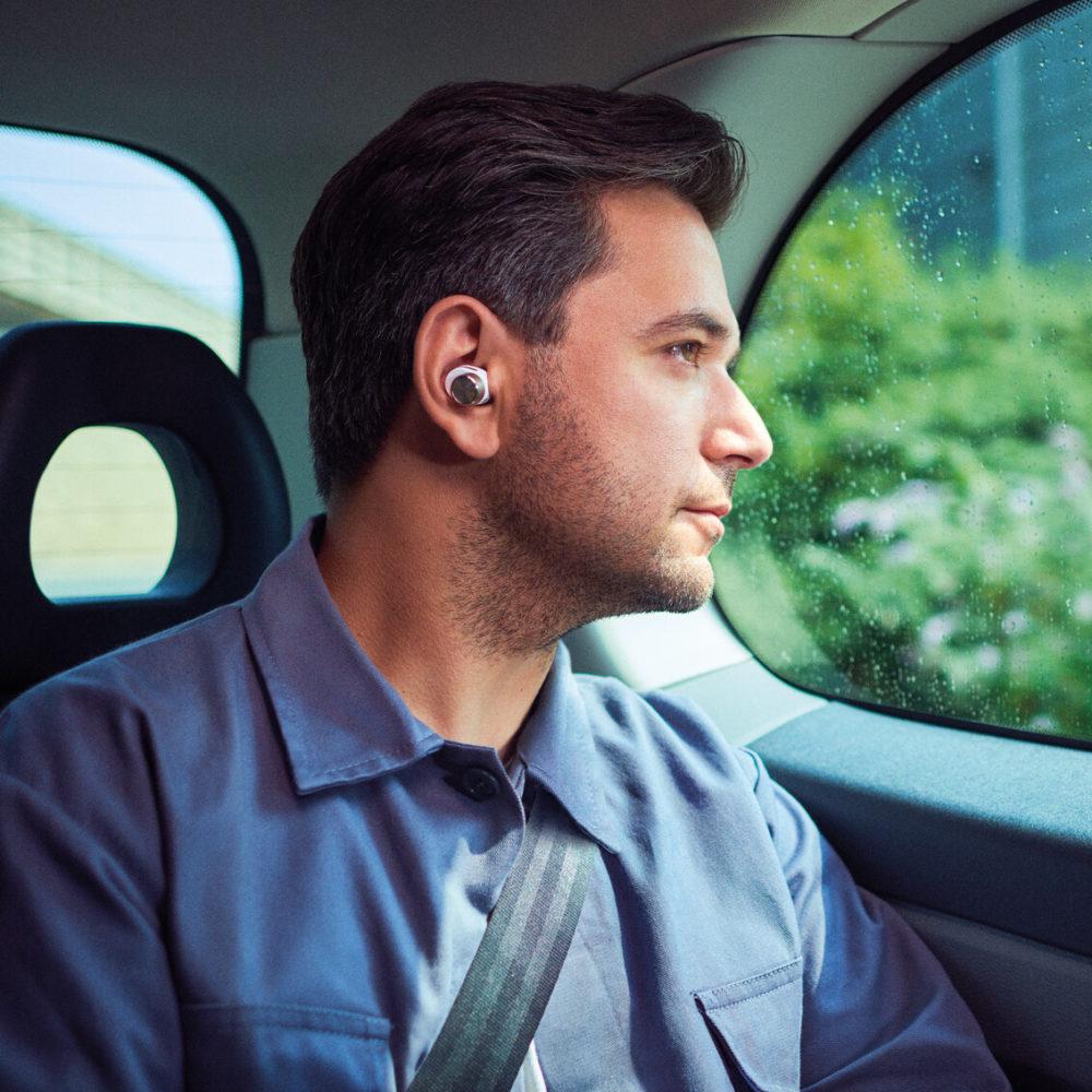 Bowers & Wilkins PI7 in-ear vita