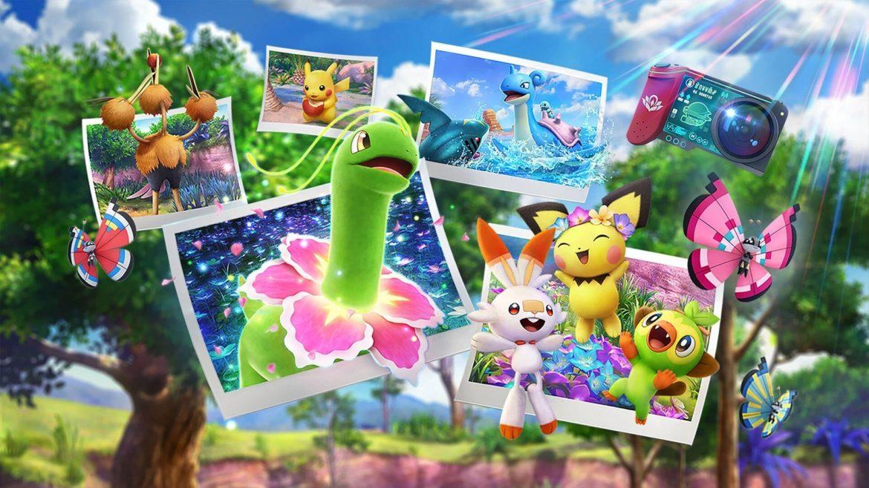 new Pokémon snap recension