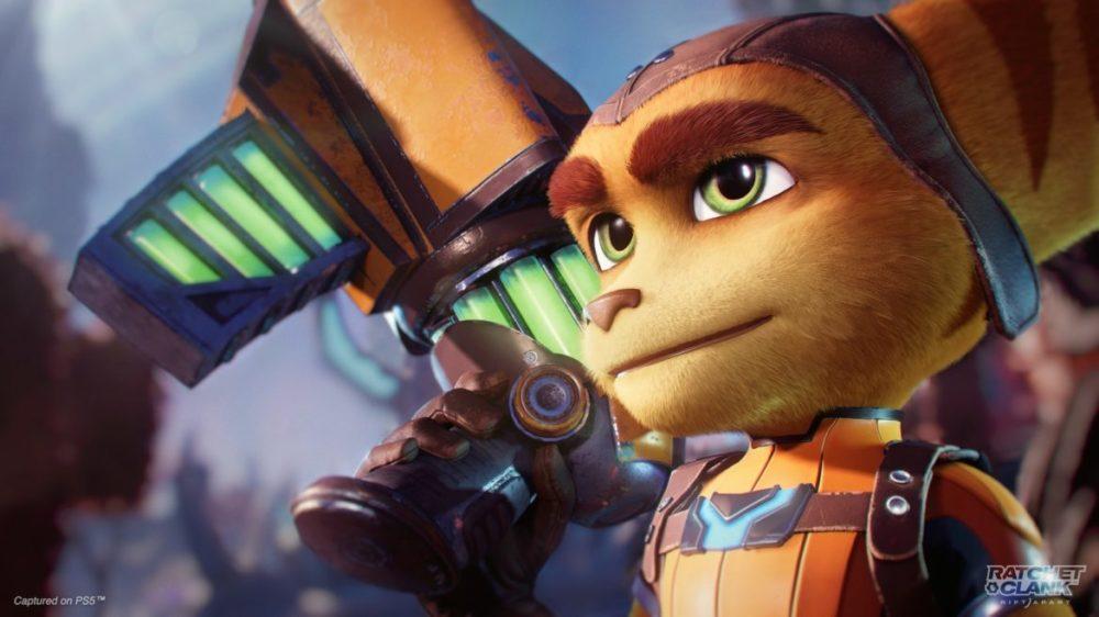 Ratchet & Clank: Rift Apart PS5 Ratchet