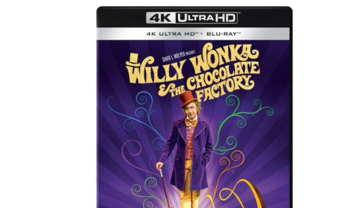 Recension: Willy Wonka and the Chocolate Factory (UHD)