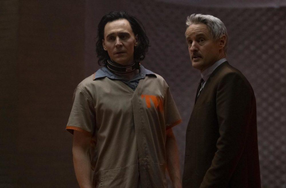 Foto: © Marvel Studios 2021 - Loki - Disney+ - Loki and Mobius.