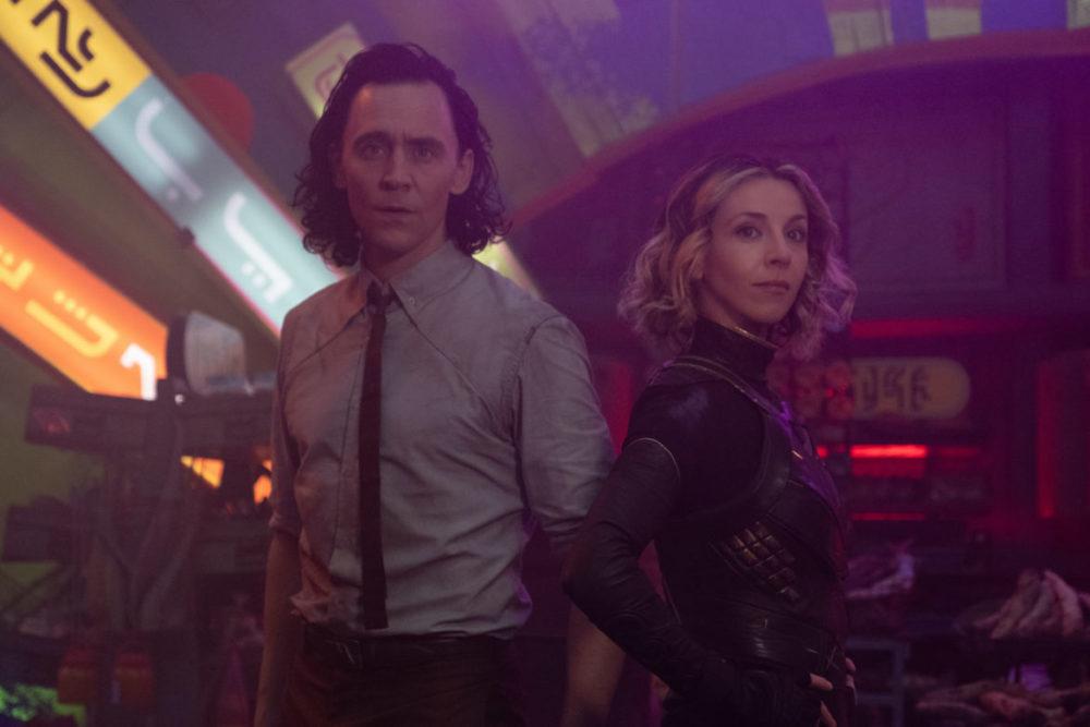 Foto: © Marvel Studios 2021 - Loki - Disney+ - Loki and the Variant.