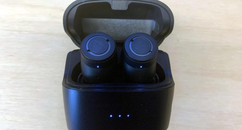 Audio Technica ANC300-TW recension