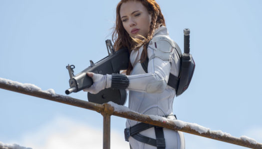 Recension: Black Widow