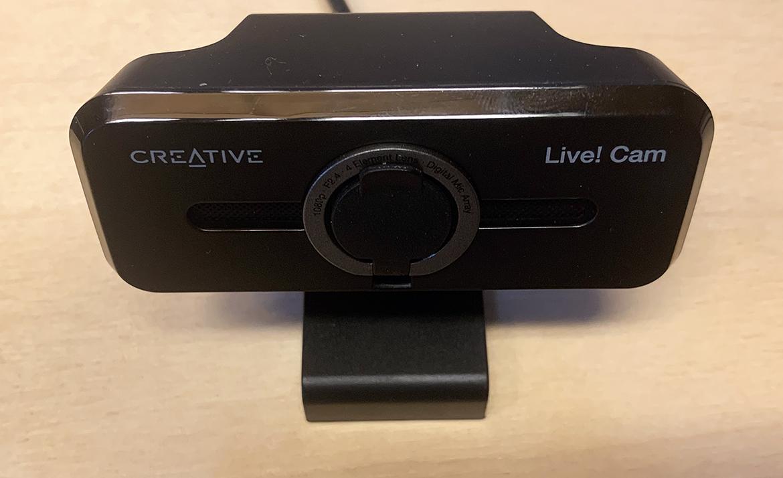 Creative Live! Cam Sync 1080P V2 recension