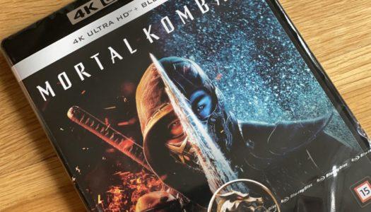 Tävling: Vinn Mortal Kombat på grym UHD 4K!