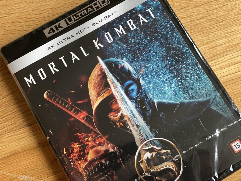 mortal Kombat 2021 UHD 4K tävling