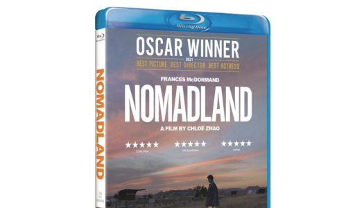 Recension: Nomadland (BD)