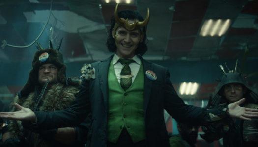Recension: Loki (Disney+)