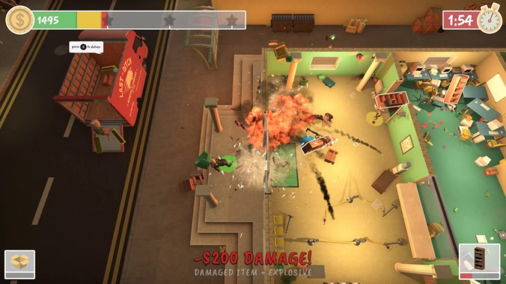 Photo: © Coatsink - Get Packed: Fully Loaded - Explosion!