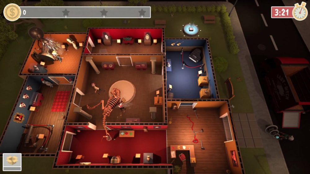 Photo: © Coatsink - Get Packed: Fully Loaded - Beware of Ghosts!