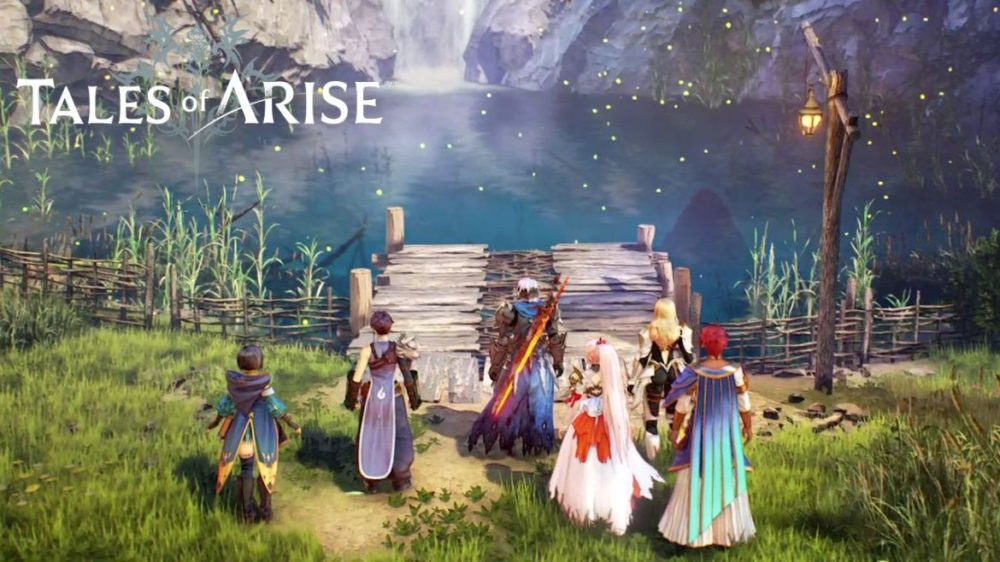 Tales of Arise group review Xbox Series