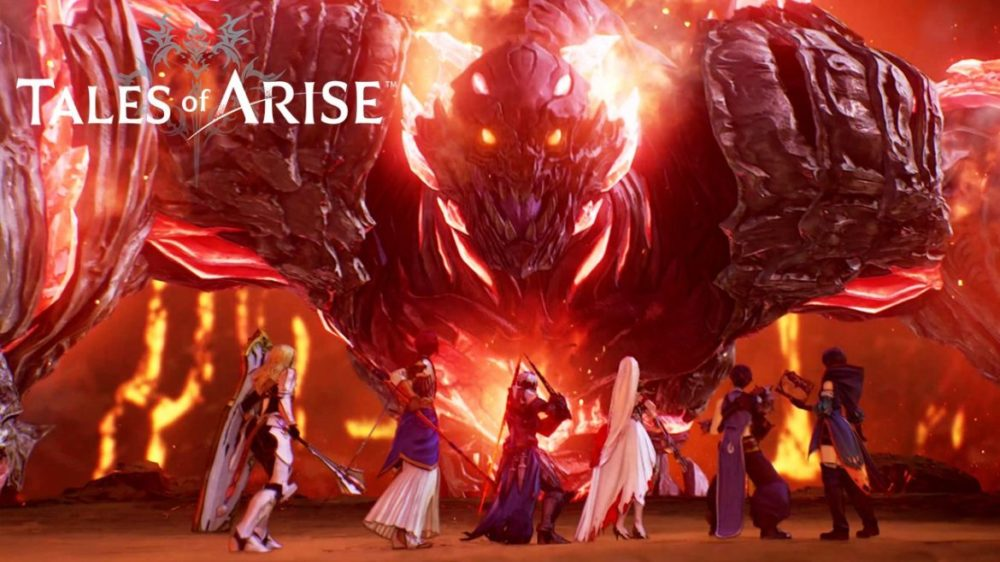 Tales of Arise boss fight review Xbox Series