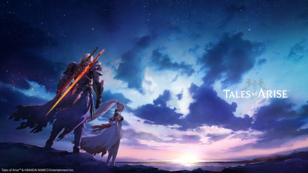 Tales of Arise Alphen Shionne wallpaper review Xbox Series